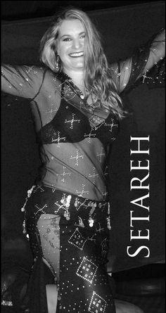 Bay Area Pro Belly Dancer, Setareh wearing assiut dress and bedlah set by Pharaonix of Egypt. Setareh: www.setarehdancer.com Pharonix of Egypt: www.pharaonixofegypt.com Photo by Dawn Devine ~ Davina: www.davina.us