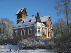 kristinehamn sweden - Google Search Osterviks chapell.