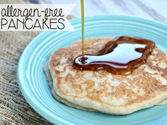 Allergen-Free Pancakes Recipe | Simply Shellie