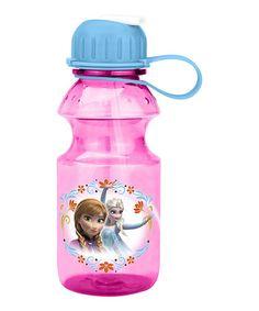 Look what I found on #zulily! Frozen 14-Oz. Tritan Water Bottle by Frozen #zulilyfinds $4.99, regular 10.00