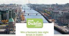 Nuovo concorso per vincere un viaggio a Dublino
