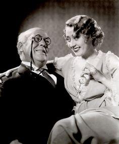 Guy Kibbee and Joan Blondell