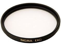 Sigma EX DG 55mm Multi-Coated UV Filter by Sigma. $17.03. This high-quality Sigma UV Filter blocks the invisible UV component of light from the sky, which can cause blur and to which many color films react with a blue cast. UV Filters are ideal for photography in high altitudes (in the mountains), by the sea and in regions with very clean air. The pictures gain brilliance and disturbing blue casts are avoided. Because the glass is colorless, color rendition is not a...