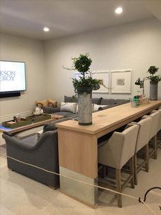 Basement Renovations, Home Renovation, Home Remodeling, Basement Ideas, Cozy Basement, Basement Plans, Basement Flooring, Flooring Ideas, Modern Basement