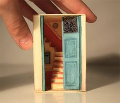 House box by Mar...I want to make one. :)