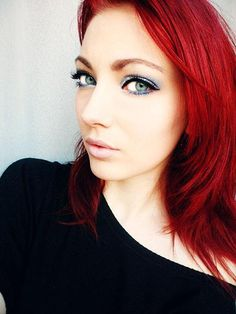 Red Hair Styles!