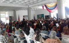 Gobernación realizó Concierto Sinfónico inspirado en Batalla de Carabobo