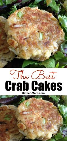 Make The Best Crab Cakes at home! Easy, egg-free recipe that the customers at our Make Ahead Meal Kitchen LOVED! #bestcrabcakes #seafoodrecipes Maryland Crab Cakes, Romantic Dinner Recipes, Healthy Dinner Recipes, Cooking Recipes, Crab Cake Recipes, Seafood Recipes, Crab Cakes Recipe Best, Baked Crab Cakes, Egg Free Recipes