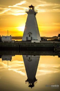 Double #Lighthouse (Mabou Harbour lighthouse)by Steve Rankin on 500px http://dennisharper.lnf.com/