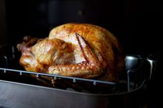 Russ Parsons' Dry-Brined Turkey (a.k.a. The Judy Bird) recipe on Food52