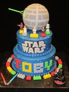 Bolo Star Wars Lego