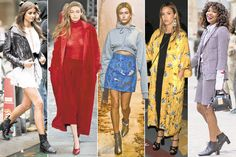 Head-to-toe red Even before the fall 2017 fashion shows wrapped in March, there was no question that the official color of the season was red, with a variety of crimson tones popping up in at least…
