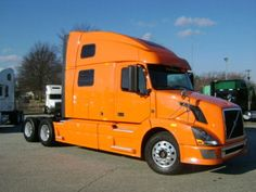 Kelley Blue Book Semi Trucks >> Our featured truck is a 2013 Volvo VNL64T-780 Conventional Sleeper Truck, Volvo D13 Engine, 455 ...