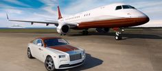 "While personal luxury jets have always been, well, luxurious, yachts are known to take luxury to a whole new level—until now. The new Skyacht One $83 million private jet includes $30 million in ""extras"" added on to the standard price of an Embraer Lineage 1000E private jet with over 10,000 cubic feet of cabin space"