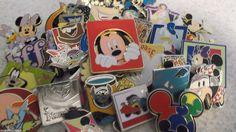 Disney Trading Pins_Lot Of 100 Pins _No Duplicates_Free Priority Shipping_18E