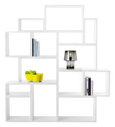 Stacked Shelf by Muto