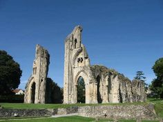 Image detail for -Glastonbury Abbey, Somerset