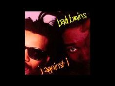 Bad Brains - I Against I (Full Album)