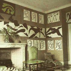 """#matisse #interiors #inspiration rg @alicanicoz"""