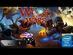 #Magicka: Wizard Wars on Alienware Alpha