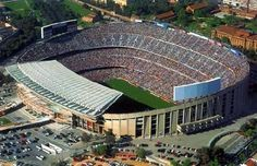 Camp Nou, Barcelona (España): 98.787 personas