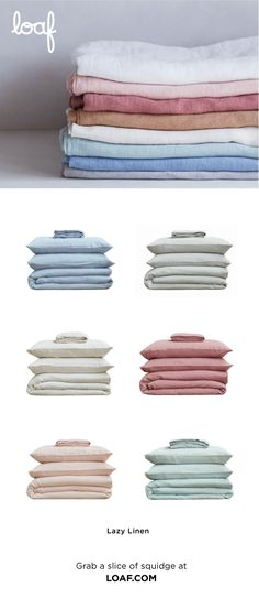 Our Lazy Linen does exactly what it says on the tin. Its stylishly crushed good looks give your bedroom a laid-back feel without any ironing. Blue Wallpapers, Cabin Homes, Interior Accessories, Minimalist Home, Linen Bedding, Accent Decor, Lazy, Dating Tips, Nice Things