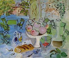 Raoul Dufy - Still Life (1941)