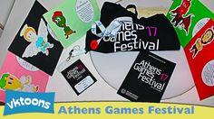 Athens Games Festival - Κάτι σαν επισκόπηση - Review