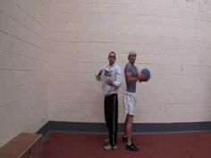 PARTNER Med Ball Exercises