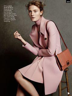 Констанс Яблонски для Vogue Австралия