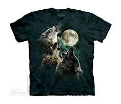 Three Wolf Moon Kids T-Shirt