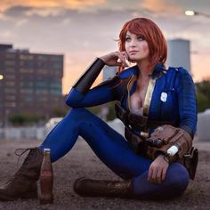 Cosplay Girls Cute Cosplay, Amazing Cosplay, Best Cosplay, Cosplay Girls, Cosplay Costumes, Fallout Costume, Fallout Cosplay, Funny Gaming Pictures, Boston Comic Con