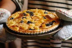 アンチョビポテトキッシュ by 築山 紀子   レシピサイト「Nadia   ナディア」プロの料理を無料で検索