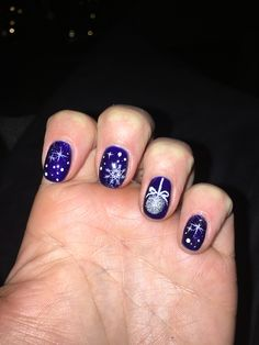 Some Christmas Nails
