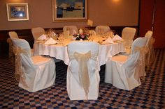 Chair Covers & Sashes - Click to return