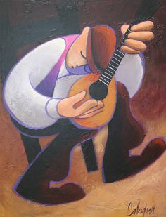 George Callaghan - Mandolin