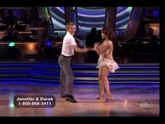 Jennifer Grey & Derek Hough ~ Last 4 Dances + 5 scenes from Dirty Dancing.