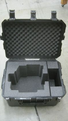 Cell Biosciences, now ProteinSimple, needed a case for a protein fractionator. Simple case for life saving technology.