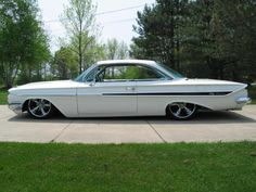61 chevy impala | 61 CHEVY TOPIC. ALL 61's - Page 52