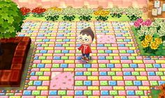 Pastel Path...go to the site for the QR code