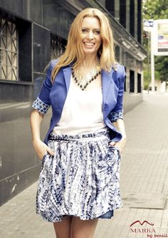 Fashion Friday: saia evasê | CBBlogers