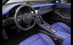 Porsche 991 Carrera Stinger