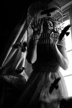 Basta Surrealism Photography, Conceptual Photography, Dark Photography, Creative Photography, Black And White Photography, Contrast Photography, Photomontage, Art Zombie, Arte Obscura