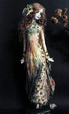 :: Crafty :: Clay :: Art Doll :: Милана Шупа-Дуброва - by Milana Chupa-Dubrova                                                                                                                                                                                                                                                                                           1 repin