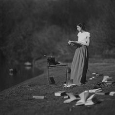 Tales of Color - amazing photography by Anka Zhuravleva, a talented photographer from Russia. More photography by Anka Zhuravleva Conceptual Photography, Amazing Photography, Whimsical Photography, Art Photography, Surrealism Photography, Contemporary Photography, Artistic Photography, Inspiration Artistique, Book People