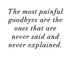 Or explained too late. That never could turn back.