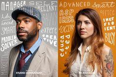 DesignLab | Persona Posters