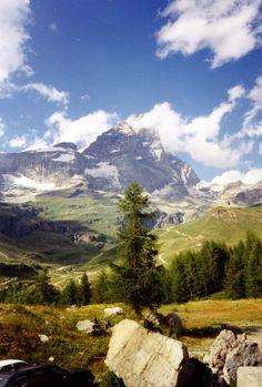 Cervinia - Val D'Aosta Italy