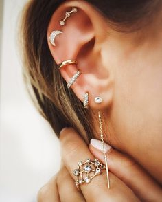 Bling Crystal Earrings
