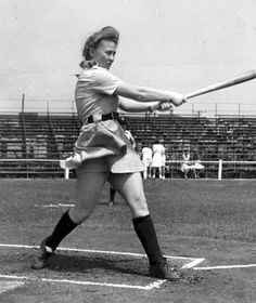 """Lavonne """"Pepper'' Paire-Davis May 29, 1924 – February 2, 2013 As a star of the All American Girls Professional Baseball League in the 1940s and an inspiration for the central character in the movie ``A League of Their Own.'' In 1944, Paire-Davis joined the league, created out of fear that World War II would interrupt Major League Baseball, and played for 10 seasons from 1944 through 1953 Listed at 5 ft 4 in (1.63 m), 138 lb., she batted and threw right-handed."""